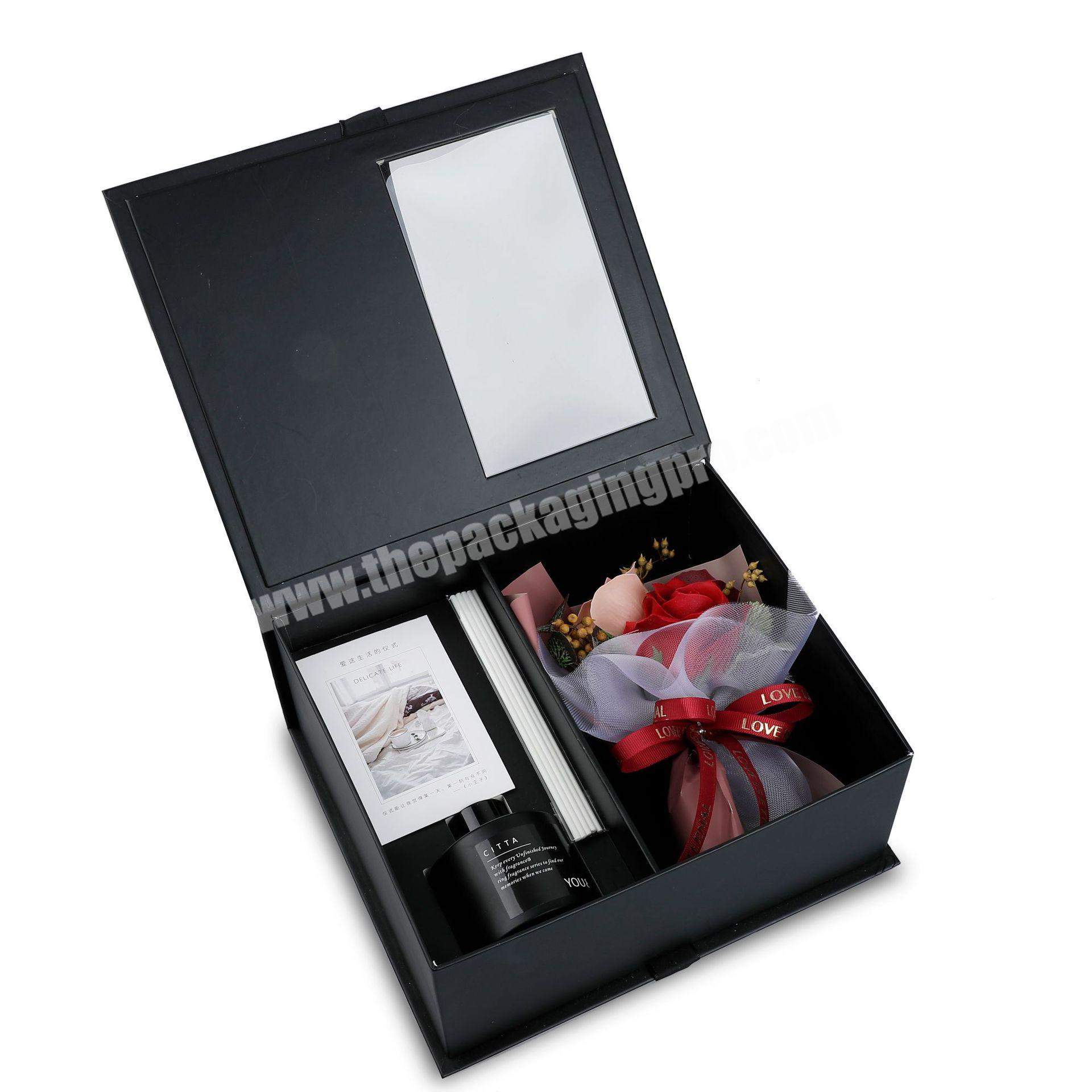 Cheapest flower packaging box box flowers box flowers luxury with a cheap price