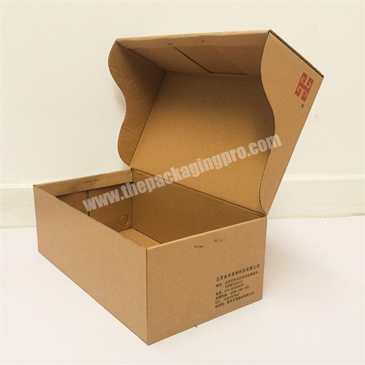 China Manufactory shoes plastic box custom shoe box shoe boxes with custom logo with cheap price