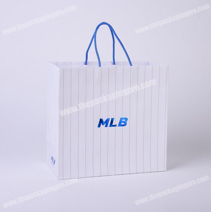 China Market Alibaba Hot Sale Eco Friendly Fashion Shoes Paper Bag