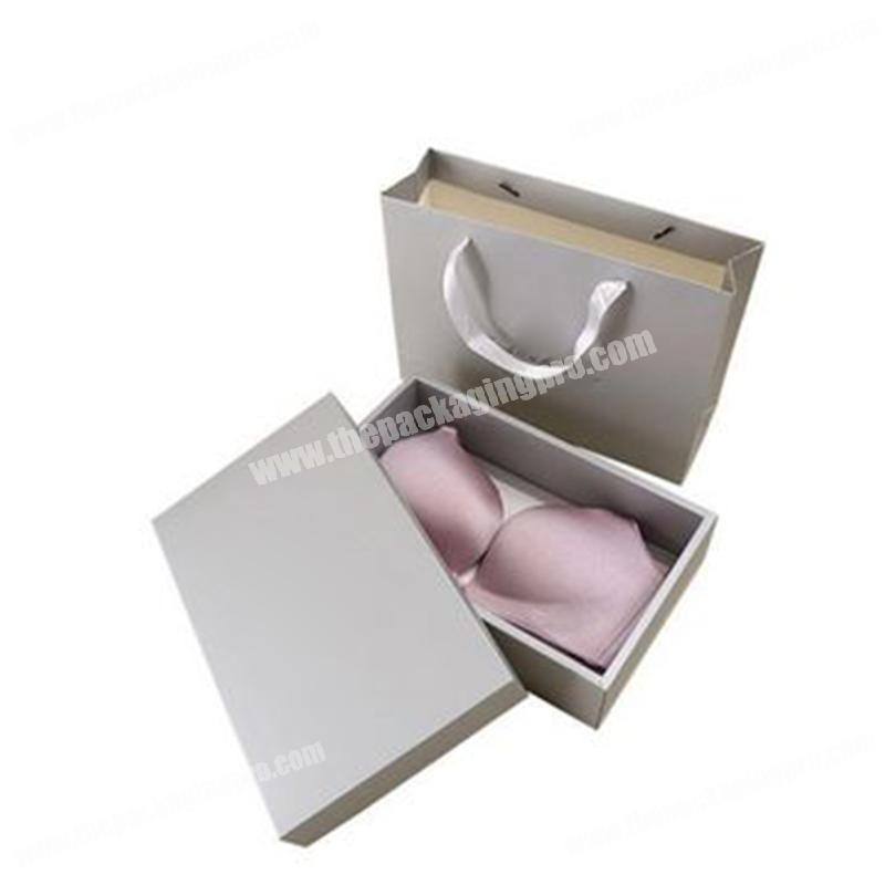 cfdc5bec456a China products supplier sexy panty bra man woman underwear set paper  container holder packaging display gift box