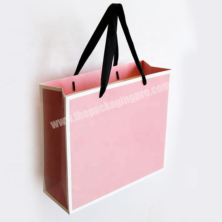 China Wholesale Custom Gift Small Paper Bags Paper Bags