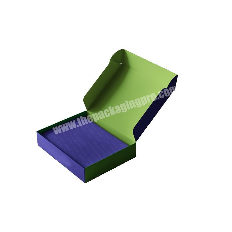 Custom corrugated paper box marble shipping box transport boxes