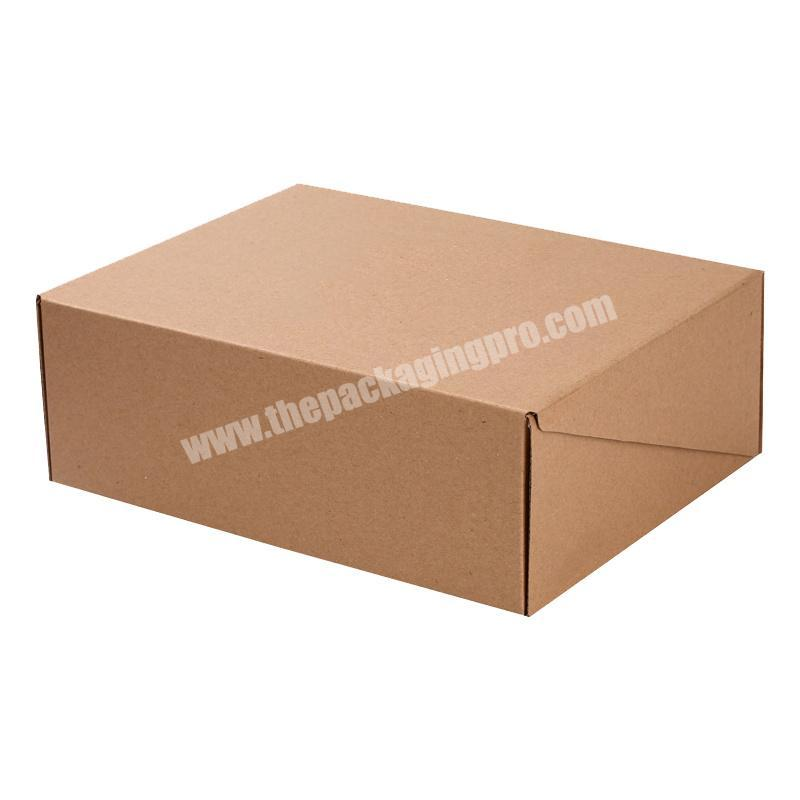 corrugated paper box pink shipping boxes transport boxes