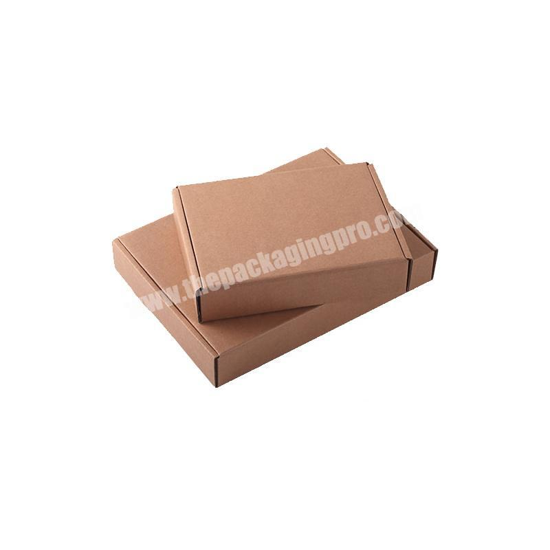 corrugated paper box rose gold shipping box transport boxes