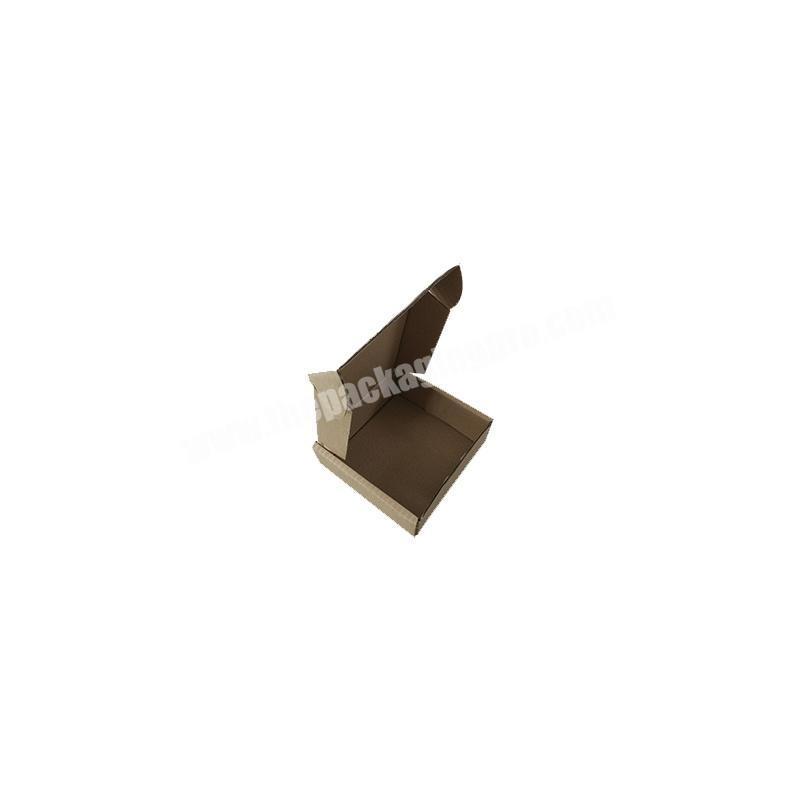 Supplier corrugated paper box shipping boxes for shoes transport boxes