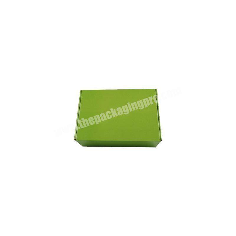 Shop corrugated paper box shipping boxes for shoes transport boxes