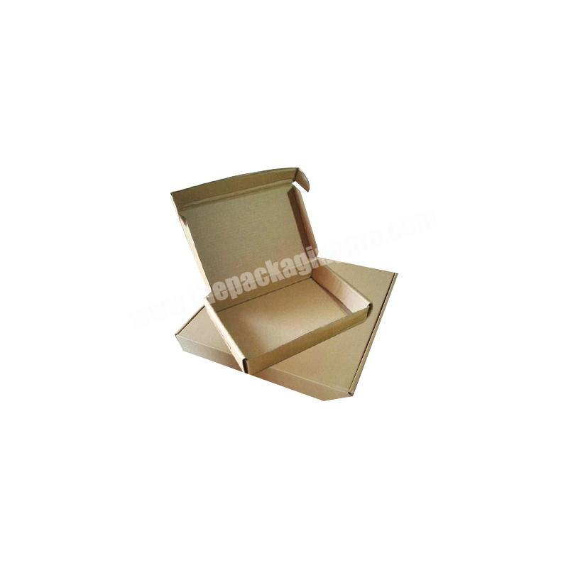 Shop corrugated paper box shipping packaging box transport boxes