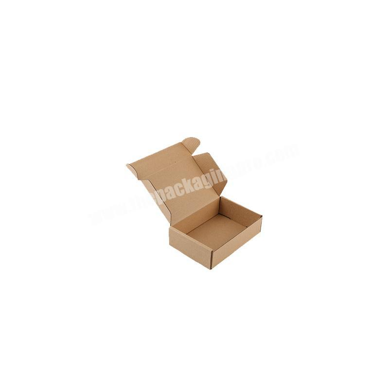 Factory corrugated paper box shipping packaging box transport boxes