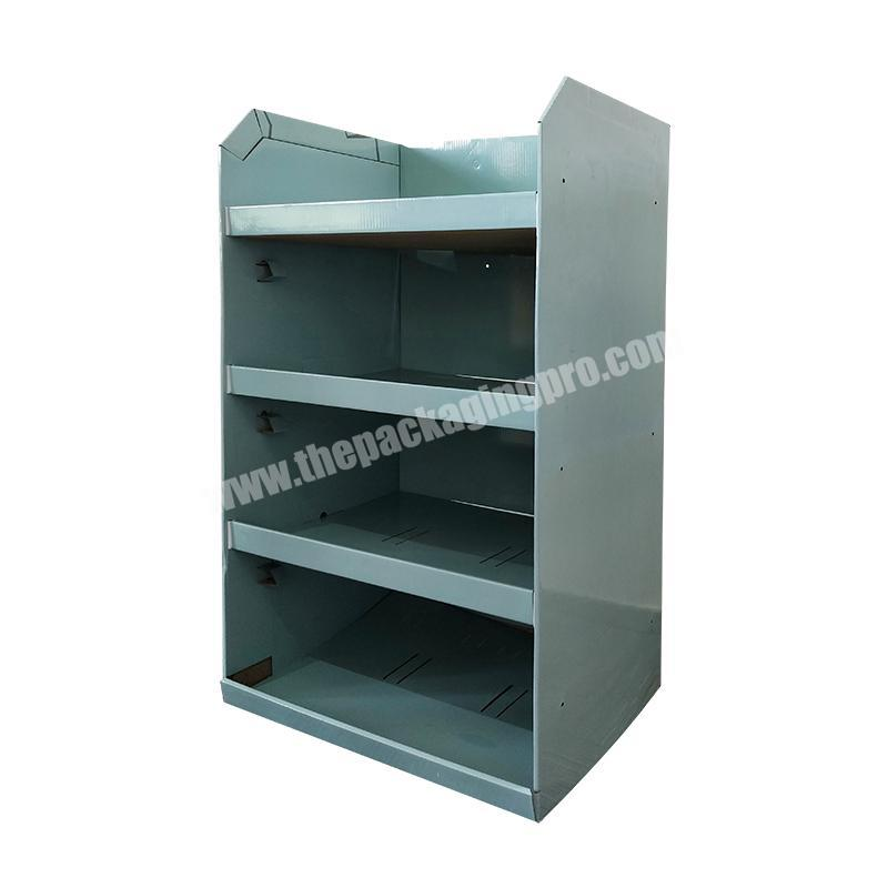 Shop crepack counter top display tray display stand