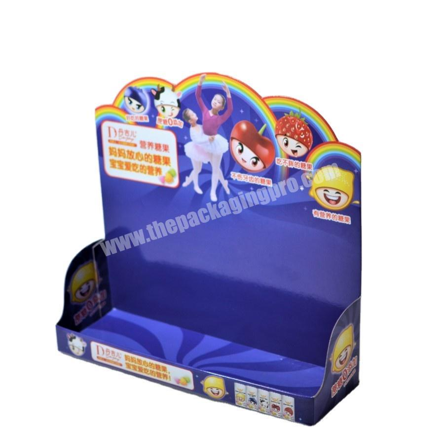 Wholesale crepack counter top display tray display stand