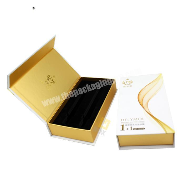 Crown Win Hot Sell Premium Make Up Packaging Cosmetic Gift Box