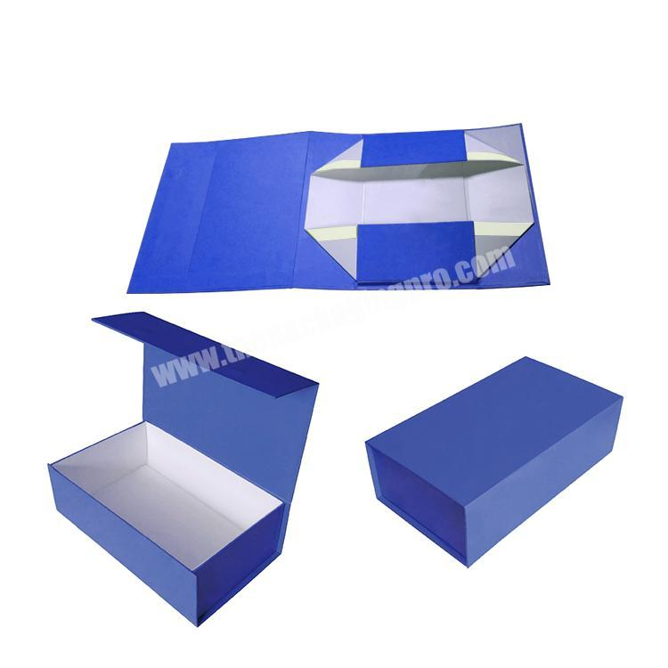 Custom Best Print Eco Friendly Paper Folding Gift Packaging Boxes