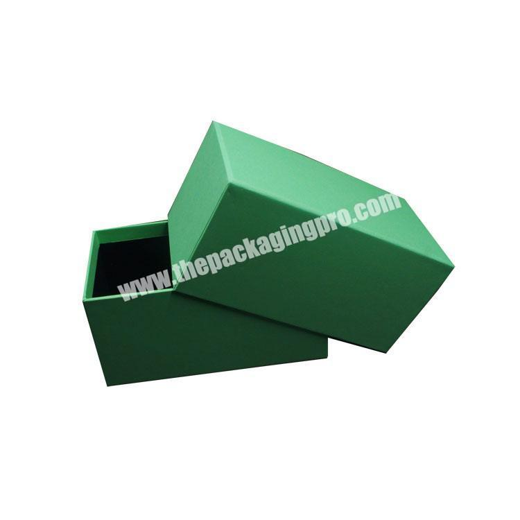 Custom Cardboard Paper Square Gift Boxes with Lids