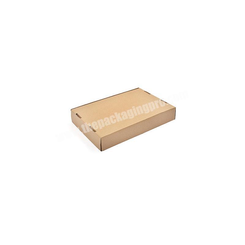 custom corrugated glitter shipping boxes clothing box