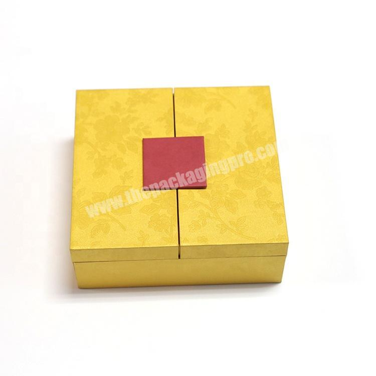 Custom Design Logo Printed Cardboard Paper Packaging Perfume Gift Box