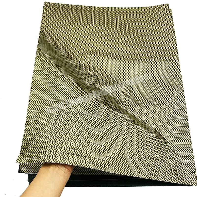 Supplier Custom Eco friendly full printed wrapping tissue paper