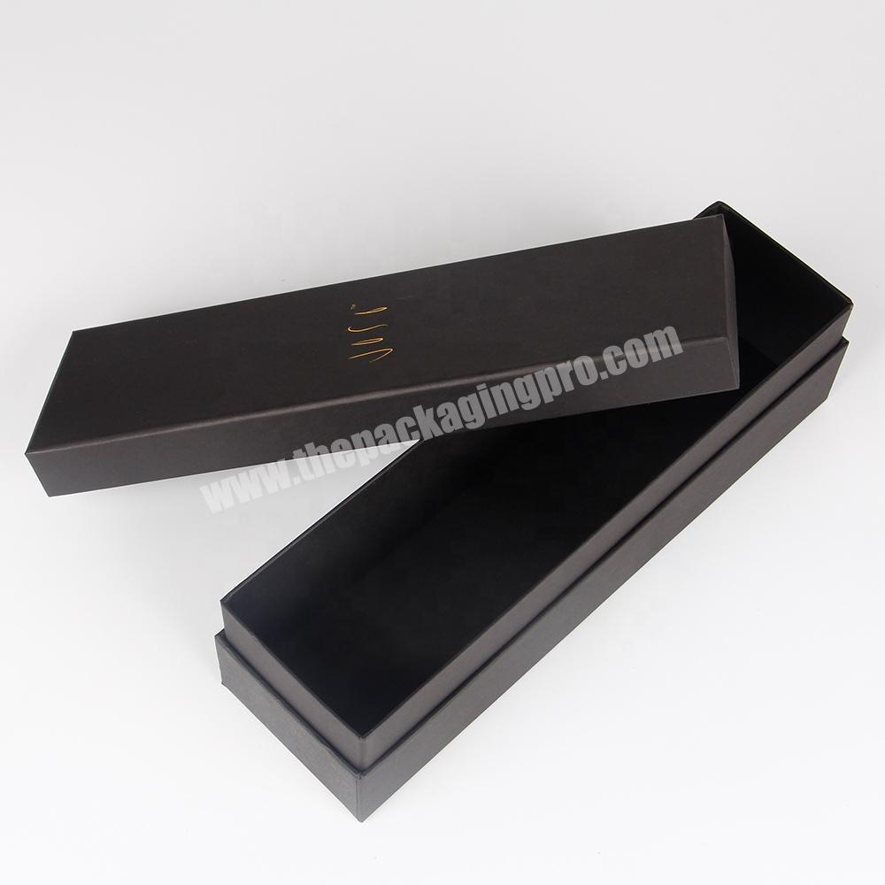 Custom logo wig packaging wholesale cheap hair extension packaging box