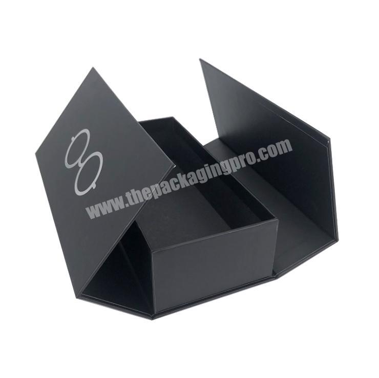 Custom Luxury Double open Sunglasses Set Case Paper Package Boxes Eyelash Packages Cardboard Sunglass Box Packaging