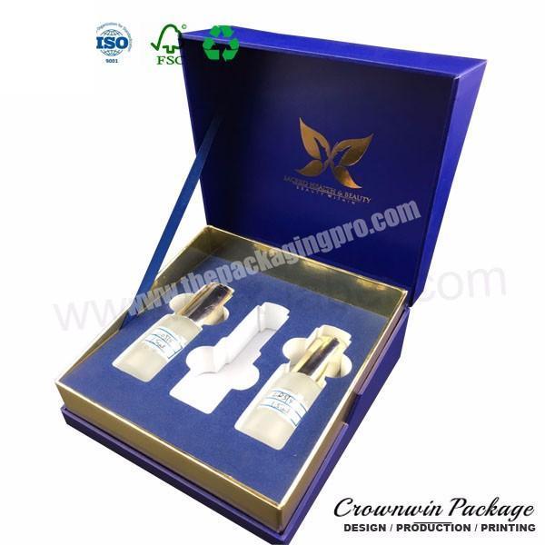 Custom Luxury Packaging Perfume Bottle Essential Oil Box