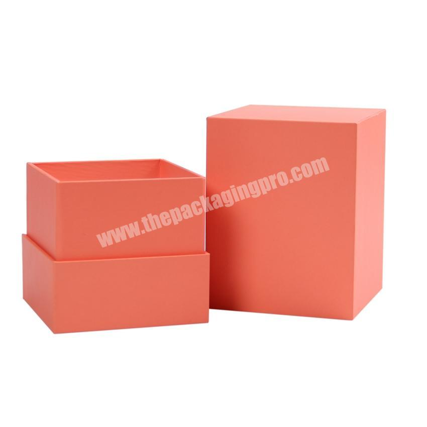 Wholesale Custom luxury paper perfume box packaging design