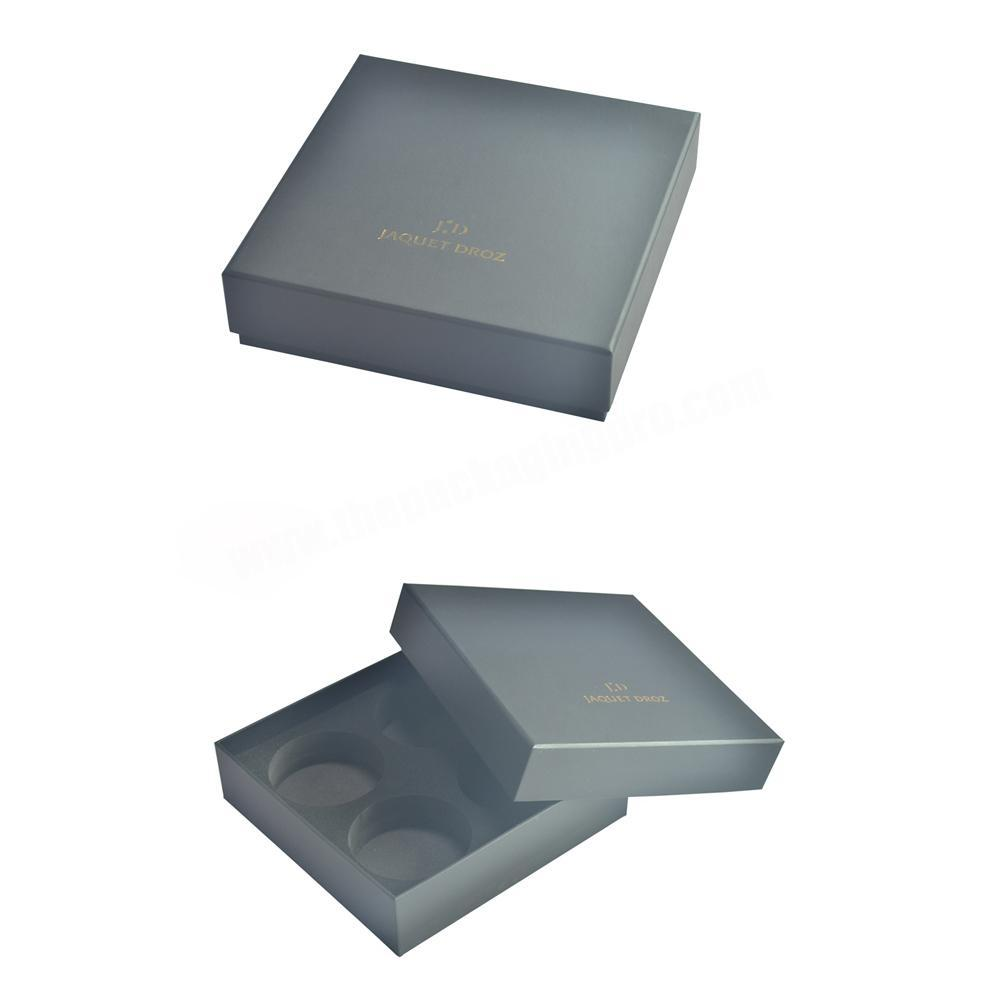 Custom Luxury Perfume Cosmetic Paperboard Packaging Boxes