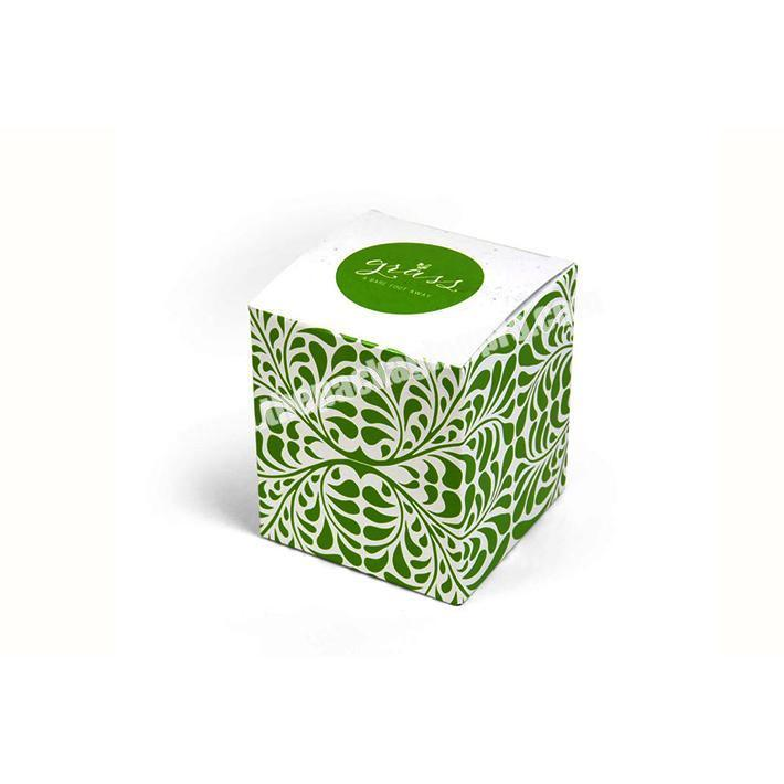 Custom made paper skin care cream cosmetics packing boxes
