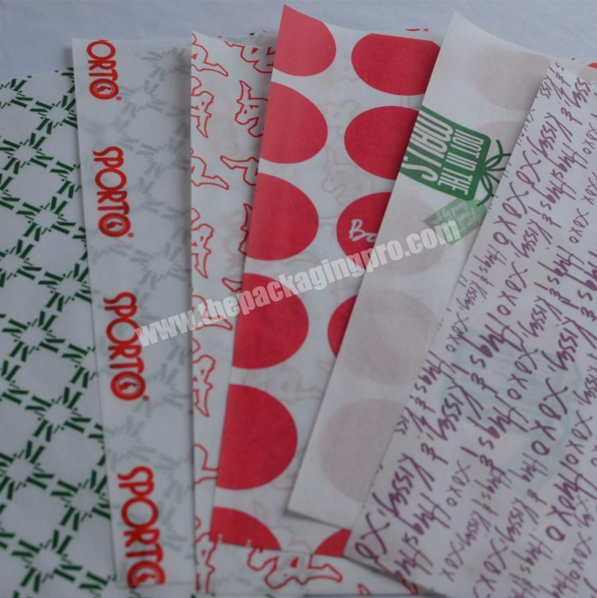 custom made tissue paper wrapping paper