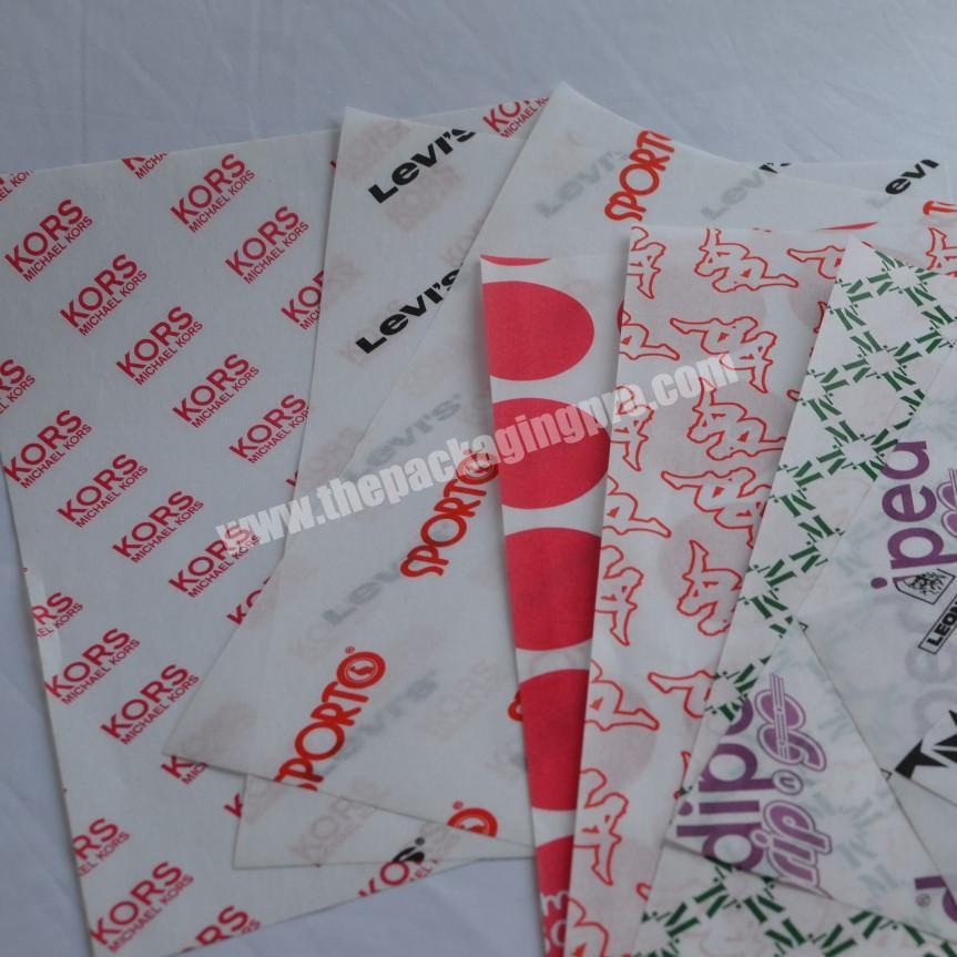 Wholesale custom made tissue paper wrapping paper