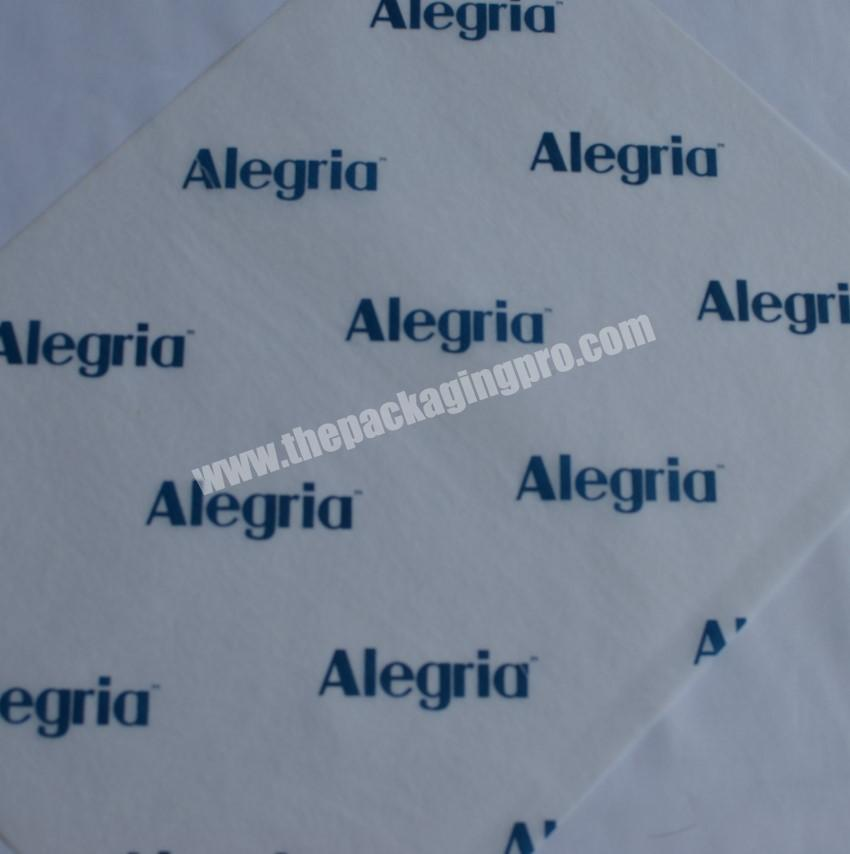 Factory custom made tissue paper wrapping paper