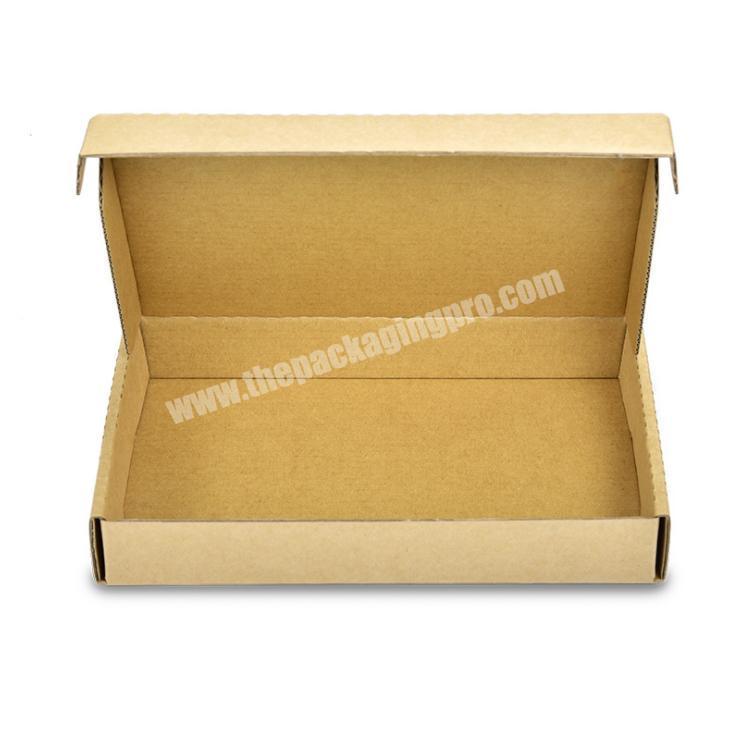 custom packaging box hair band box stackable drop front box