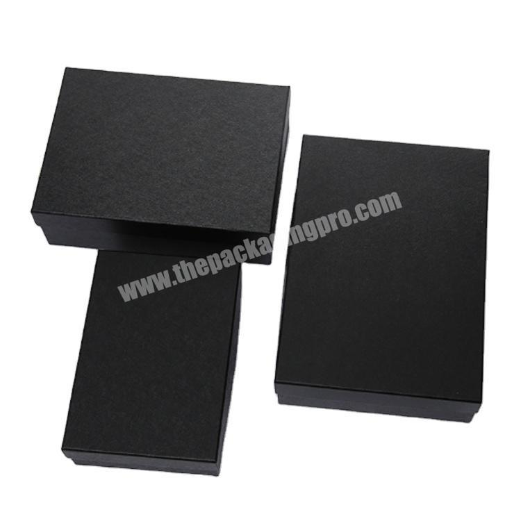 custom packaging cardboard box with transparent lid gift boxes