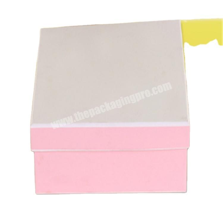 custom packaging cheap gift boxes with lids gift boxes