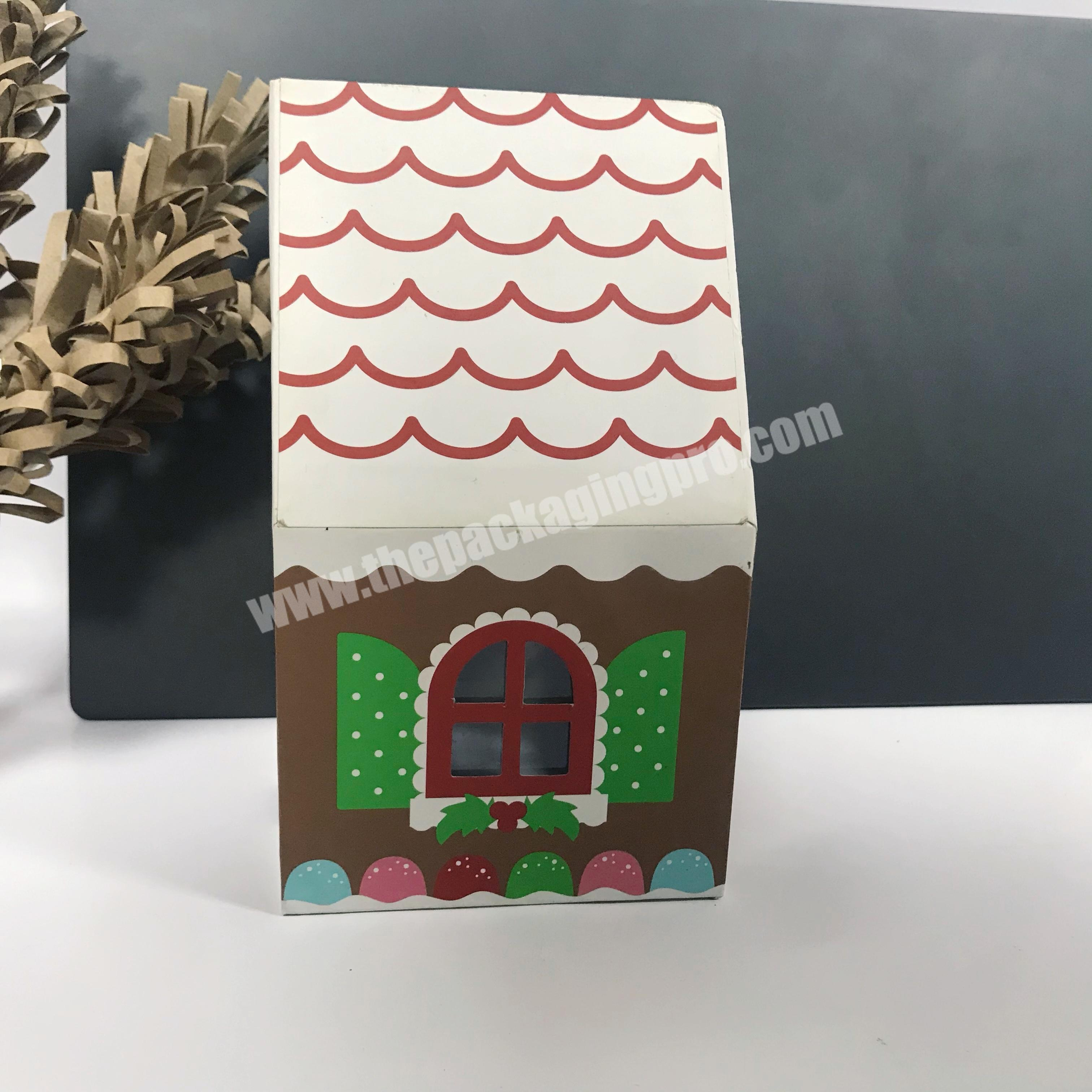 custom packaging paper gift box for party candle box wedding dress box