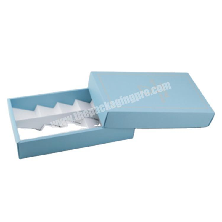 custom packaging small cardboard boxes with lids  shipping boxes