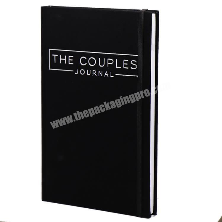 Custom Weekly Agenda Notebooks Planner Printed Personalised Daily Notebooks With Logo