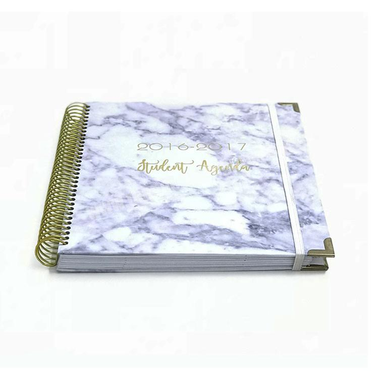Customize Your Own Planner Journals Printed Monthly Monogrammed Planner Printable