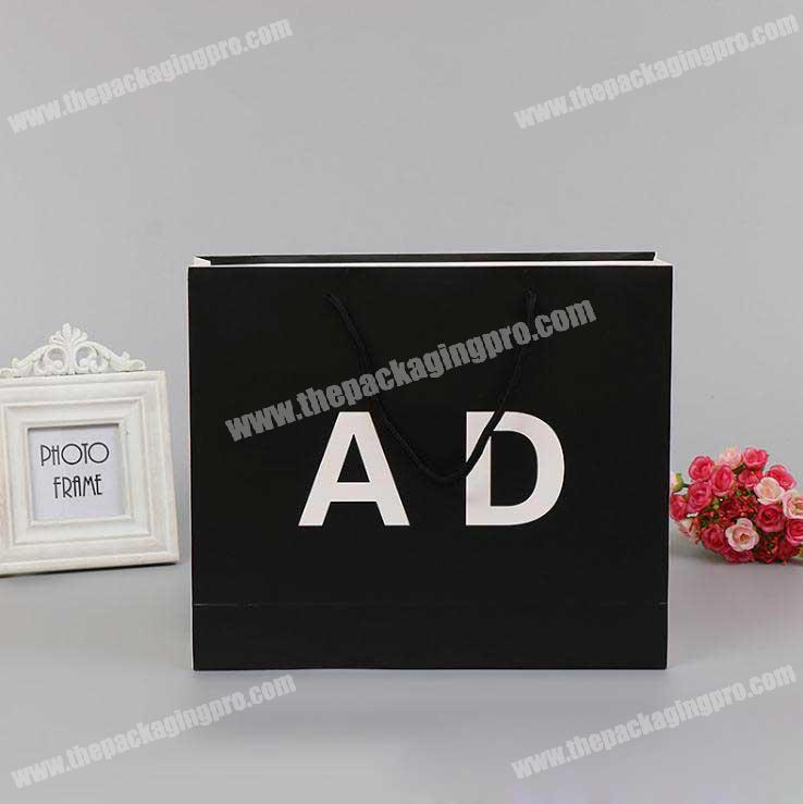 customized factory prieice recycled paper bag