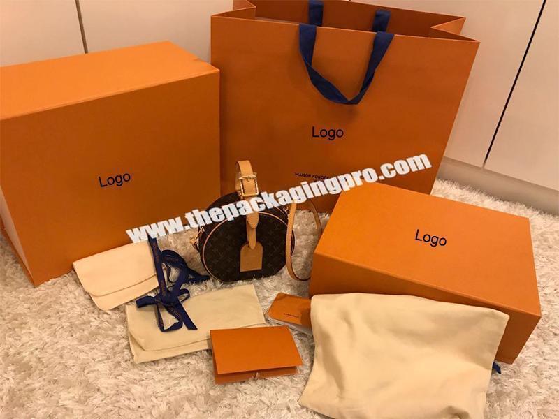 Box Handbag Packaging