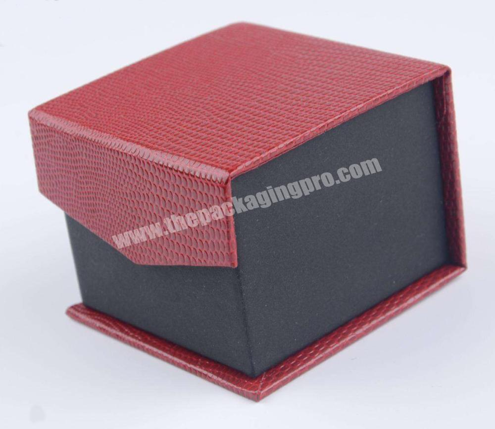 customized luxury rigid perfume box packaging