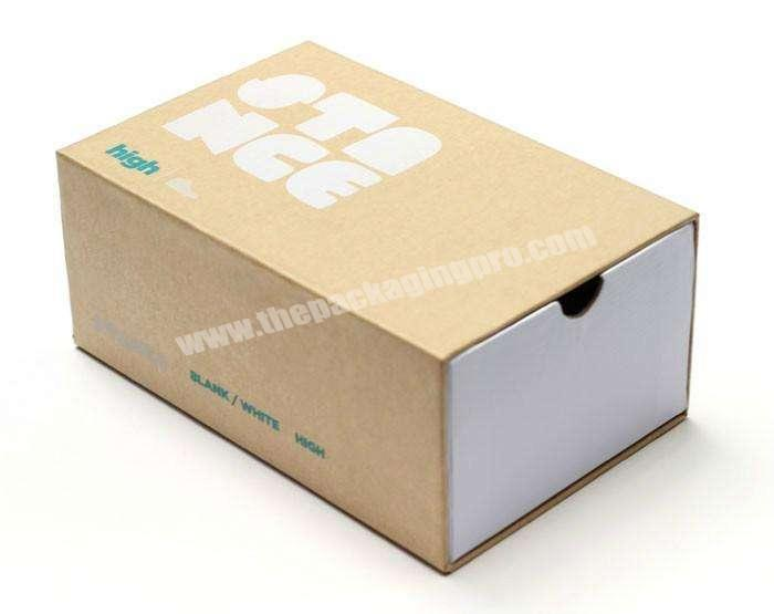 Customized Paper Cardboard Box Cellphone Packaging Boxes with Lid