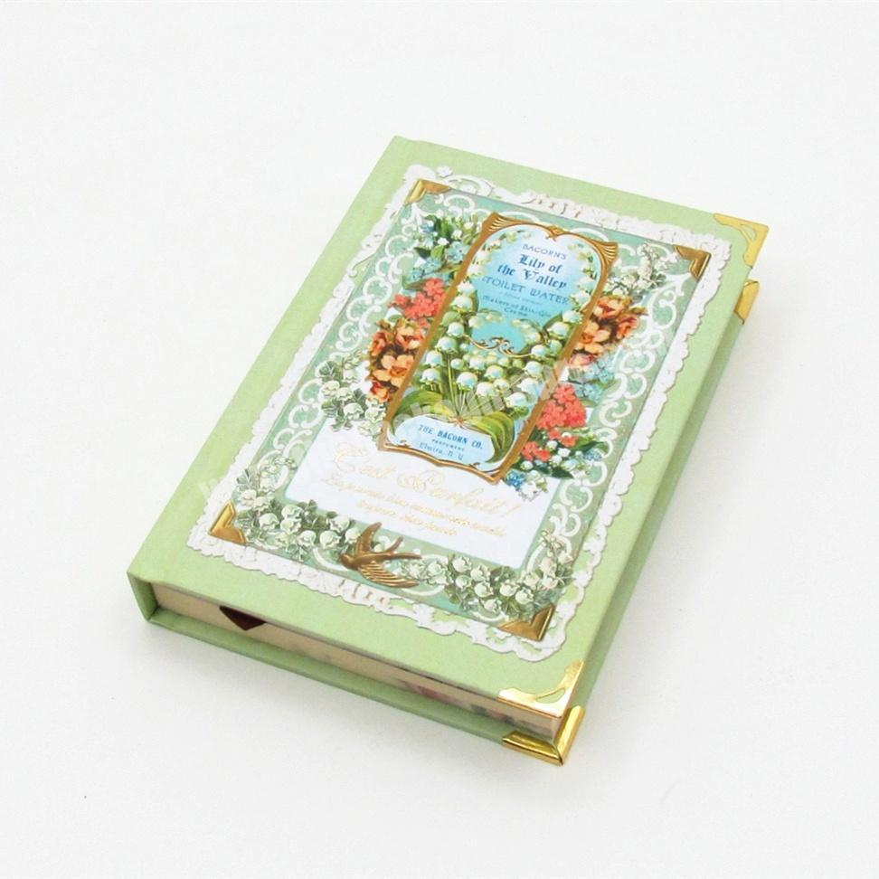 Factory Customized Smart Hardcover Notebook Printing Pages Diary Personal Planner