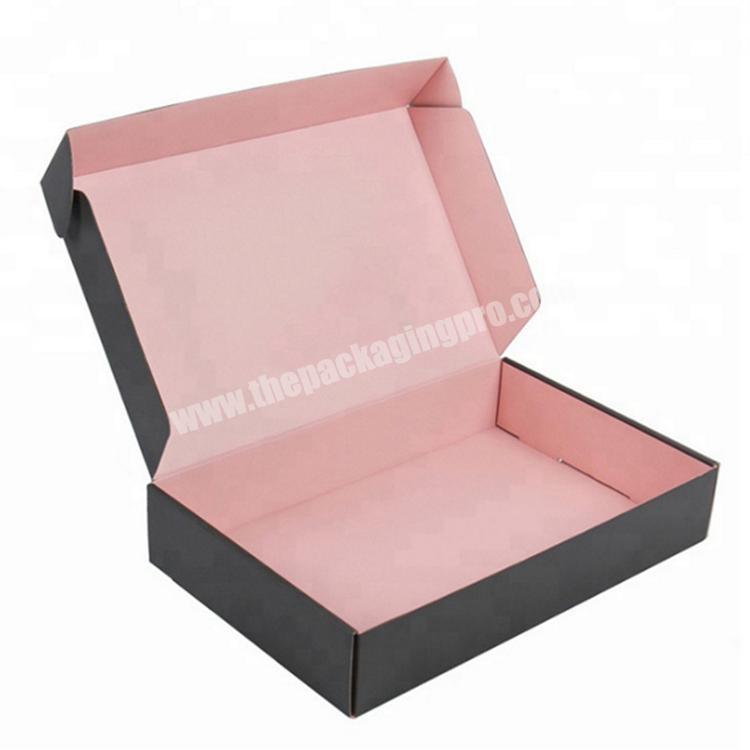 display box clothing shipping box box custom