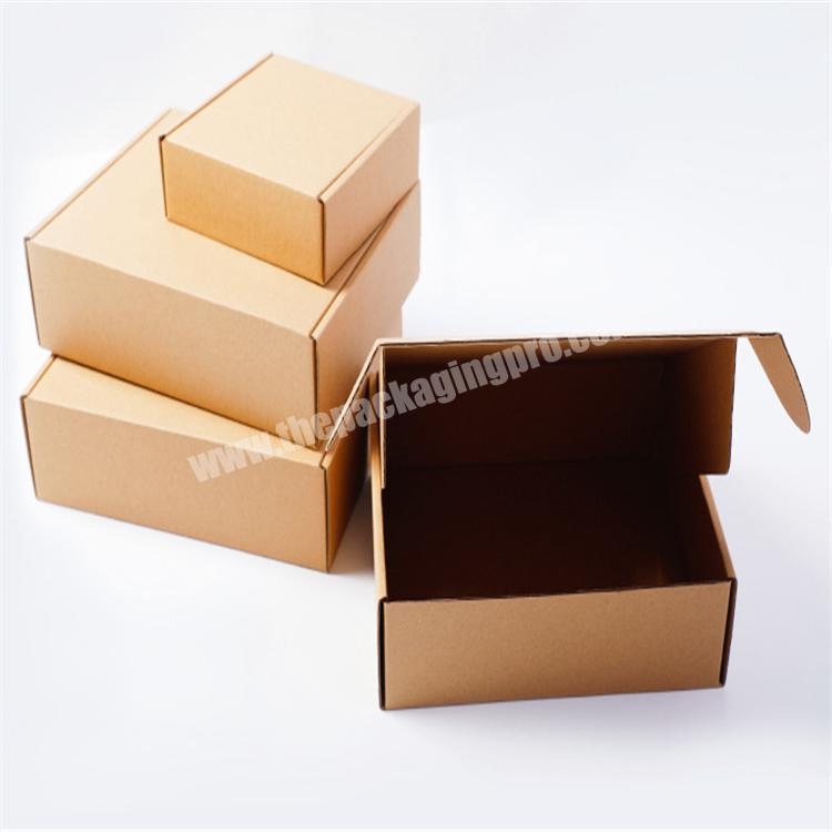 display box gold shipping box box custom