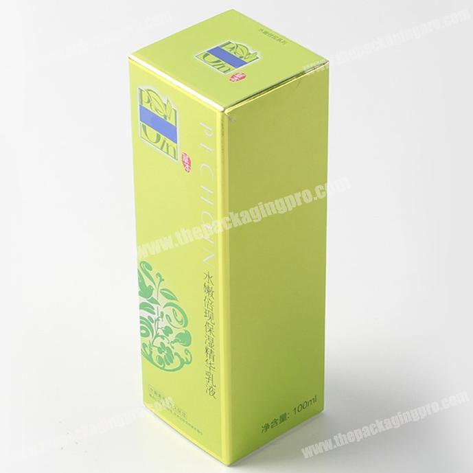 double open hard gift essential oils cosmetic packaging paper box
