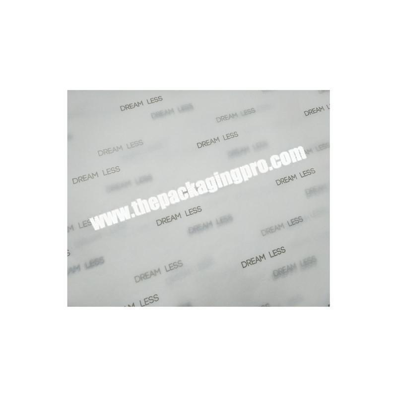 Supplier Eco-friendly high quality pastel tissue paper