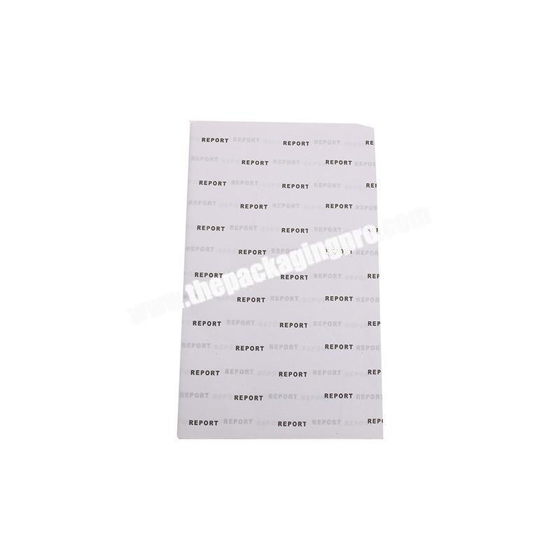 Factory Eco-friendly high quality pastel tissue paper