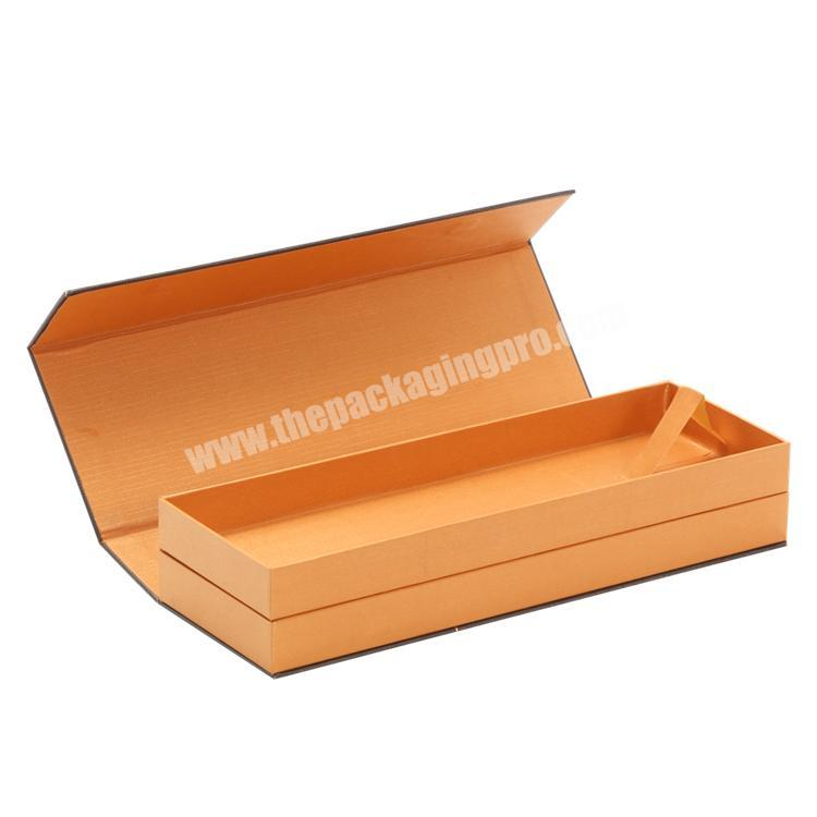 Wholesale Eco-friendly Multilayer Rigid Paper Box with Magnets & Tissue Paper for Cigarette  Display