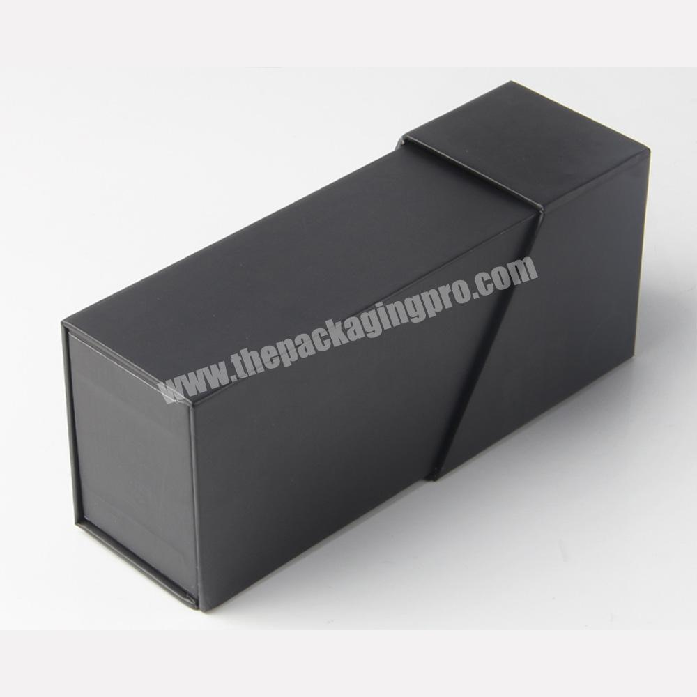 Shop empty cosmetics paperbox packaging perfume boxes with sleeve manufacturers