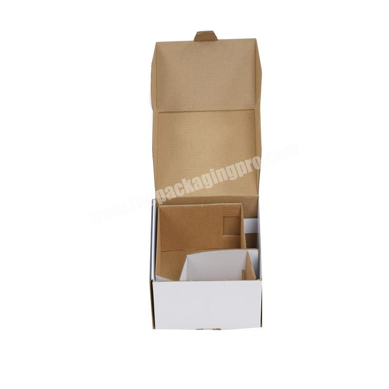 Factory Excellent Price custom made corrugated carton box china barcod scanner new products 2020