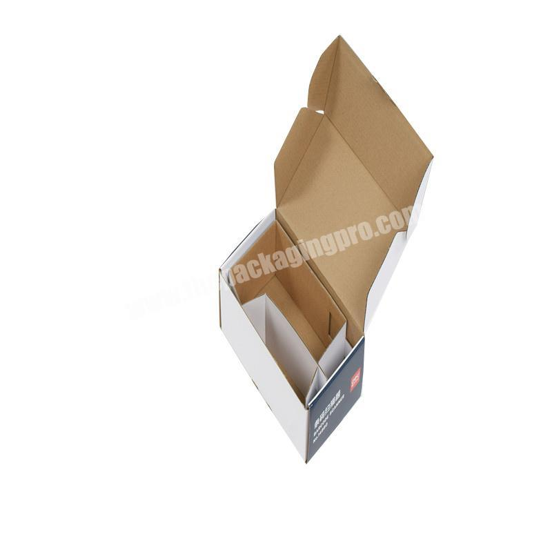 Manufacturer Excellent Price custom made corrugated carton box china barcod scanner new products 2020